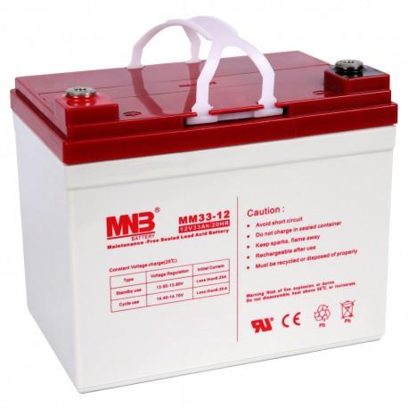 Аккумулятор MNB MM33-12