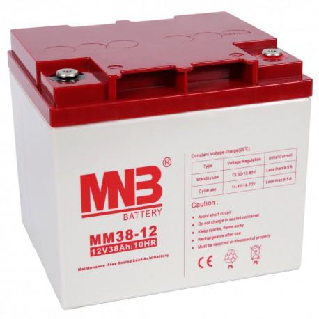 Аккумулятор MNB MM38-12