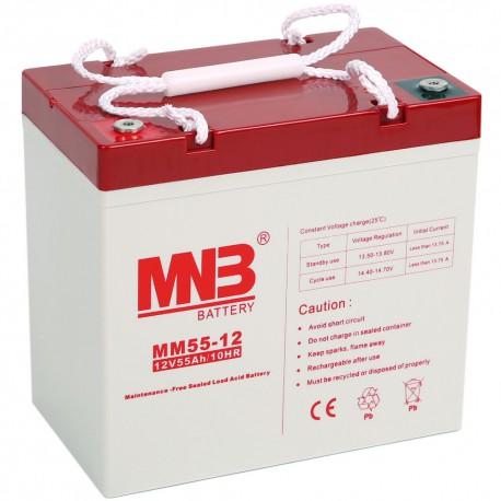 Аккумулятор MNB MM55-12