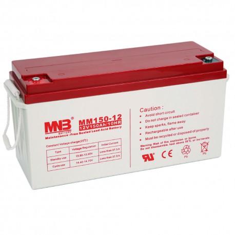 Аккумулятор MNB MM150-12