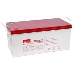 Аккумулятор MNB MM200-12