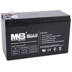 Аккумулятор MNB MS7.2-12