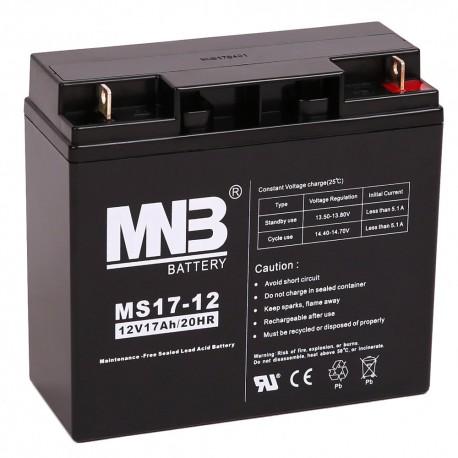 Аккумулятор MNB MS17-12