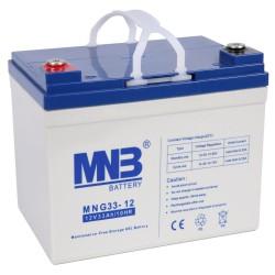 Аккумулятор MNB MNG33-12