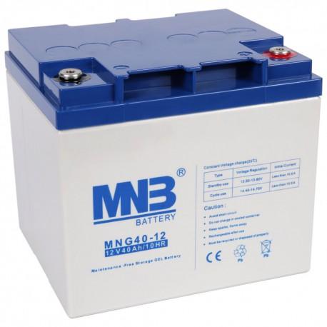 Аккумулятор MNB MNG40-12