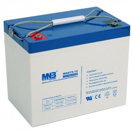 Аккумулятор MNB MNG75-12