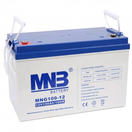 Аккумулятор MNB MNG100-12