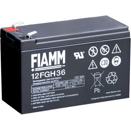 Аккумулятор FIAMM 12FGH36