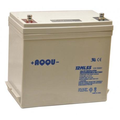Аккумулятор AQQU 12ML55