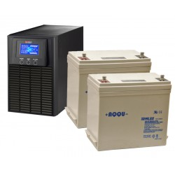 ИБП для котла 500Вт на 1 час 40 мин