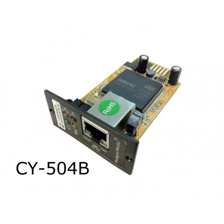 CY-504B SNMP АДАПТЕР