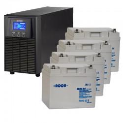 ИБП 1,5 кВт на 45 минут