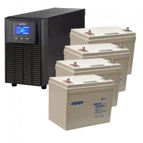 ИБП 1,5 кВт на 1 час 30 минут