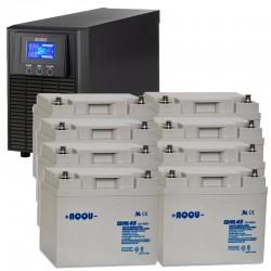 ИБП 2,0 кВт на 1 час 20 минут