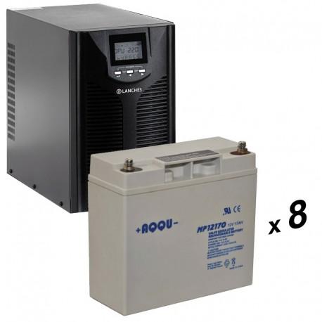 ИБП 2,4 кВт на 15 минут