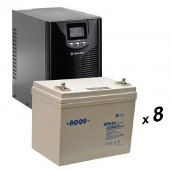 ИБП 2,4 кВт на 1 час 20 минут
