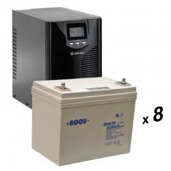 ИБП 2,4 кВт на 2 часа