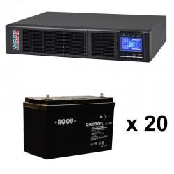 ИБП 9 кВт на 1 час 35 минут