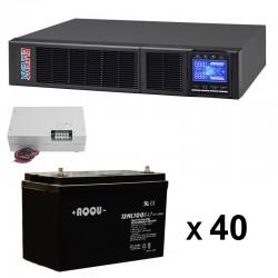 ИБП 9 кВт на 3 часа 50 минут