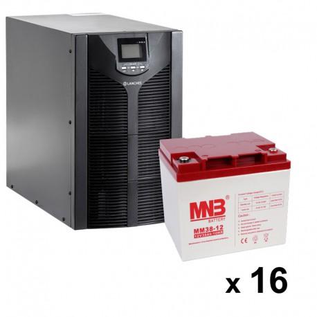 ИБП 4 кВт на 1 час 10 минут