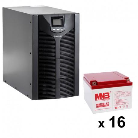 ИБП 3 кВт на 1 час 10 минут