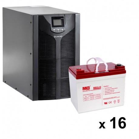 ИБП 3 кВт на 1 час 20 минут