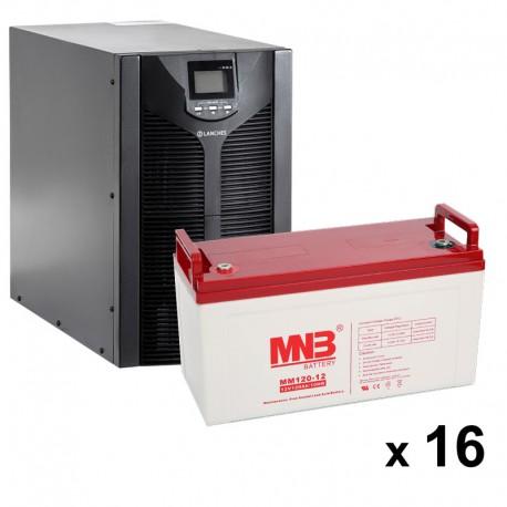 ИБП 4 кВт на 4 часа 40 минут